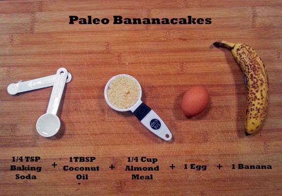 bananacake ingredients
