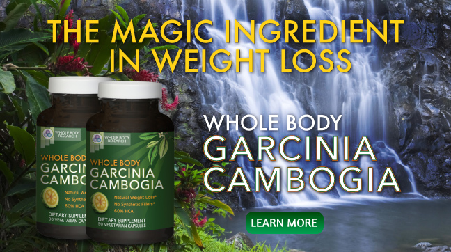 Whole Body Garcinia Cambogia