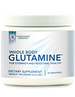 Buy Whole Body Glutamine