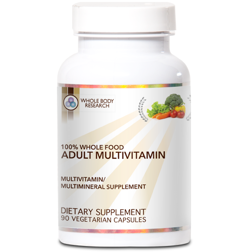 Adult add helpful vitamins supplements