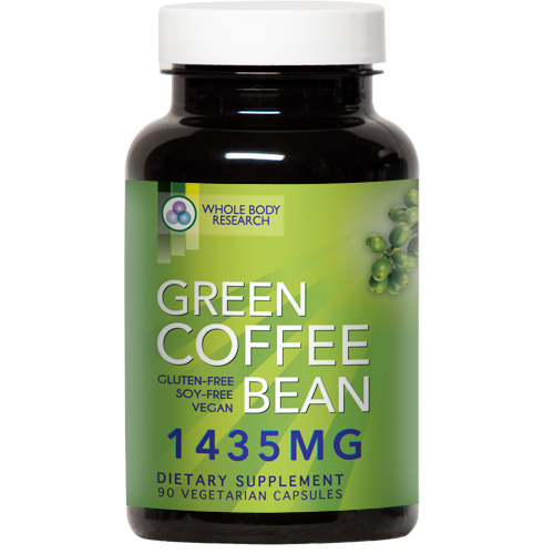 ... Body Research Green Coffe Bean Extract