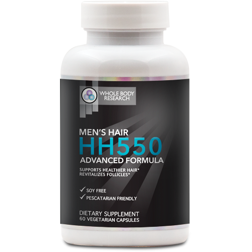 HH550 Men's Hair Advanced Formula