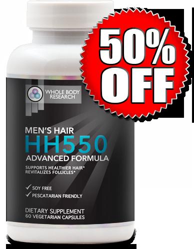 hh550 men s hair advanced formula free shipping hh550 men s hair